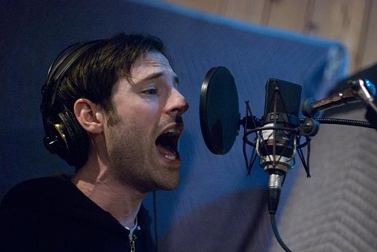 Photo Flash: Joe Iconis & Cast Record 'Things to Ruin' Tracks
