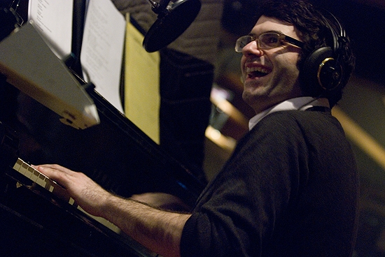 Photo Flash: Joe Iconis & Cast Record 'Things to Ruin' Tracks