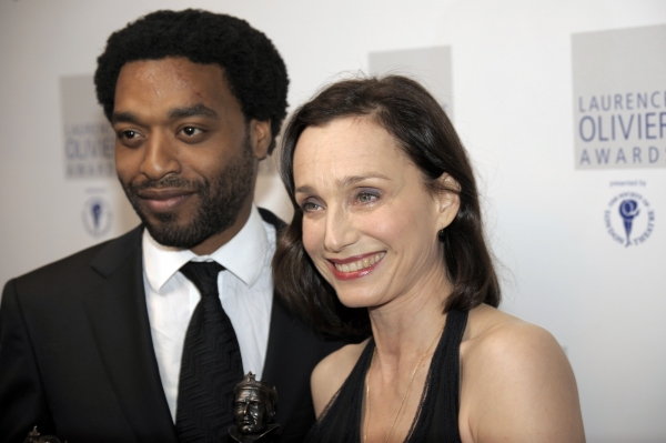 Best and 2008: Chiwetel Ejiofor and Kristin Scott Thomas