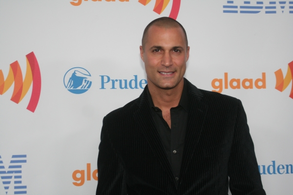 Nigel Barker at 21st Annual GLAAD Media Awards