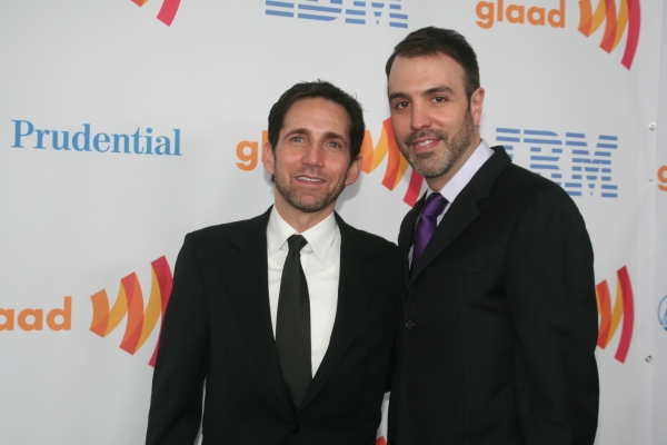 David Rogal and Ron Carlivati