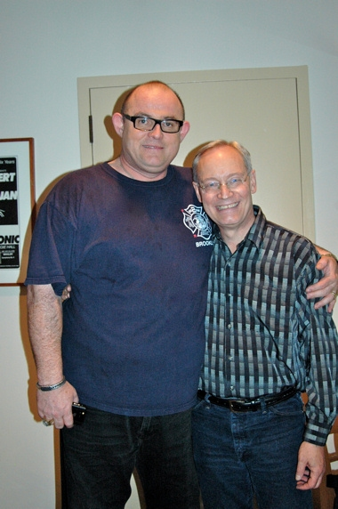 Ronan Tynan and William Lewis (Pianist)