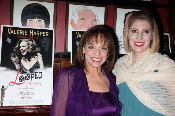Photo Coverage: LOOPED Opening Night After Party