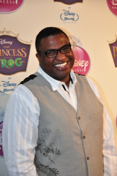 Photo Coverage: Anika Noni Rose and 'Princess Tiana' Join Royal Court of Disney Princesses