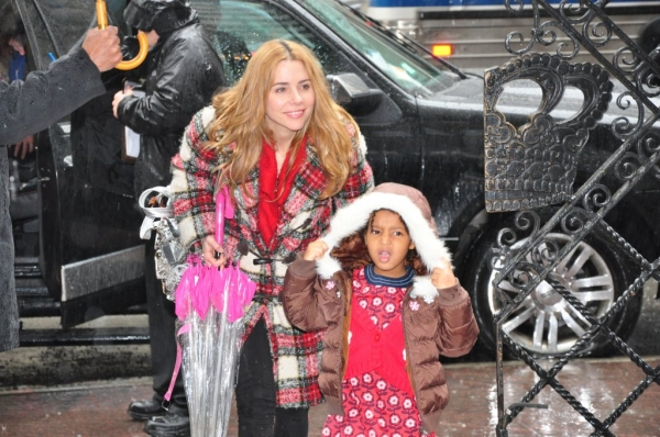 Photo Coverage: Anika Noni Rose and 'Princess Tiana' Join Royal Court of Disney Princesses