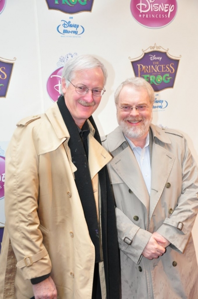 John Musker and Ron Clements (Directors)
