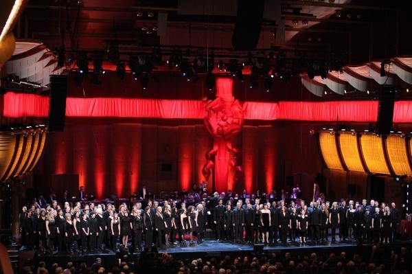 The Sondheim: The Birthday Concert ensemble!