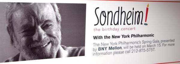 Photo Coverage: SONDHEIM: The Birthday Concert Arrivals