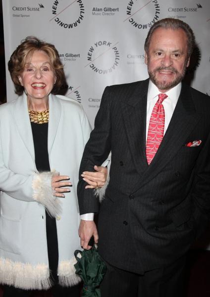 Barry Weissler and Fran Weissler