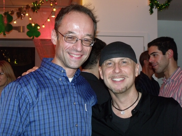 Gary Adler and Steve Marzullo Photo