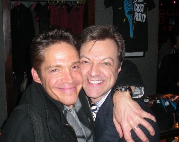 Dave Koz and Jim Caruso Photo