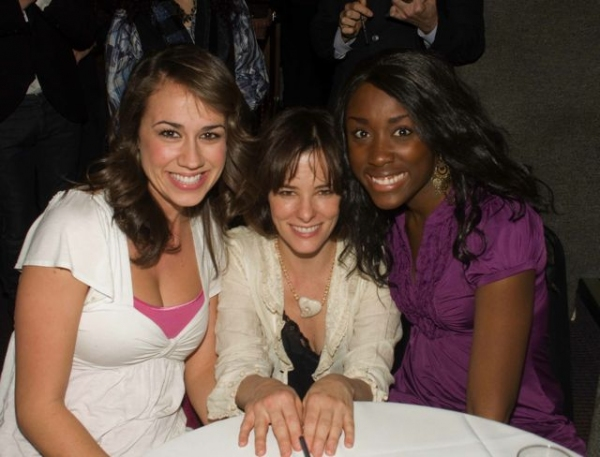 Colleen Ballinger, Parker Posey and Malynda Hale Photo