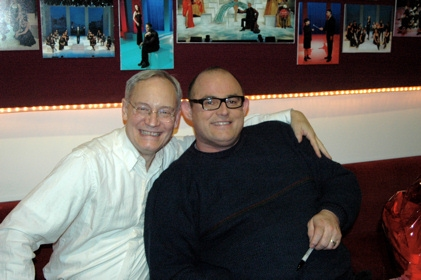 William Lewis (Accompianist) and Ronan Tynan Photo