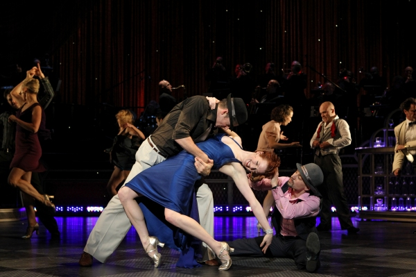 Photo Flash: Twyla Tharp's COME FLY AWAY Opens Tonight!