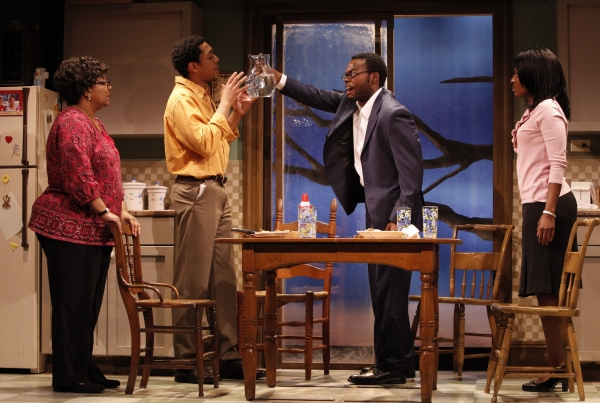 Myra Lucretia Taylor, Keith Eric Chappelle and William Jackson Harper