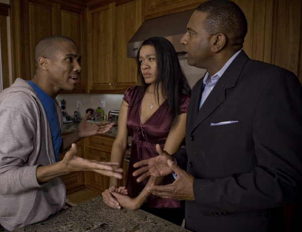 Eric B. Anthony , Mashari Laila Bain and William Christian