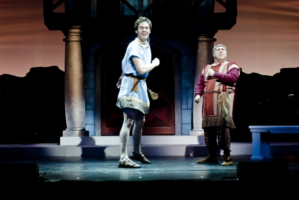 Photos: Reprise Theatre Presents A FUNNY THING HAPPENED ON THE WAY TO THE FORUM