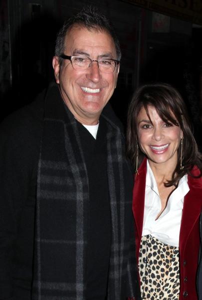 Paula Abdul & Kenny Ortega