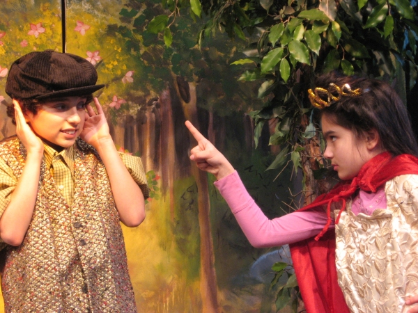 Photo Flash: Acorn Productions Presents HOW THE DRAGON WAS TRICKED