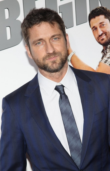 Gerard Butler at THE BOUNTY HUNTER Premieres in NYC