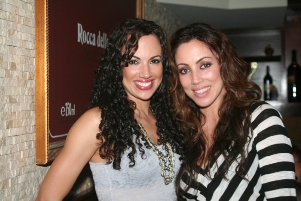 Nina Lafarga and Allison Thomas Lee