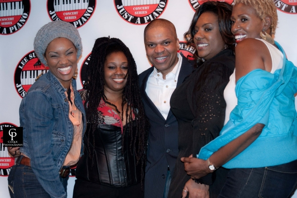Photo Flash: The Triad Hosts Their Second Haiti Benefit