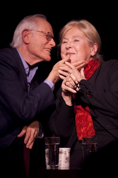 Alan and Marilyn Bergman at The Actors Fund's 3/15 Installment Of Musical Mondays