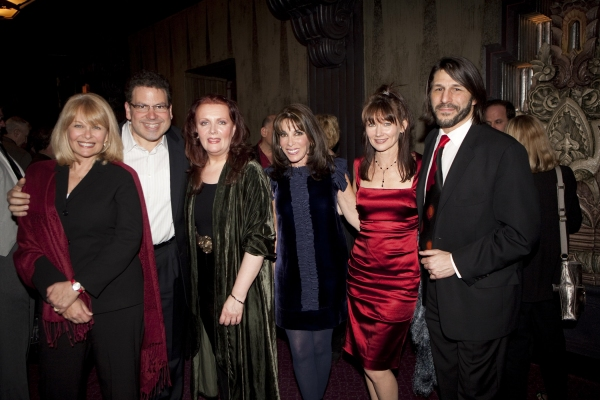 Photo Flash: The Actors Fund's 3/15 Installment Of Musical Mondays