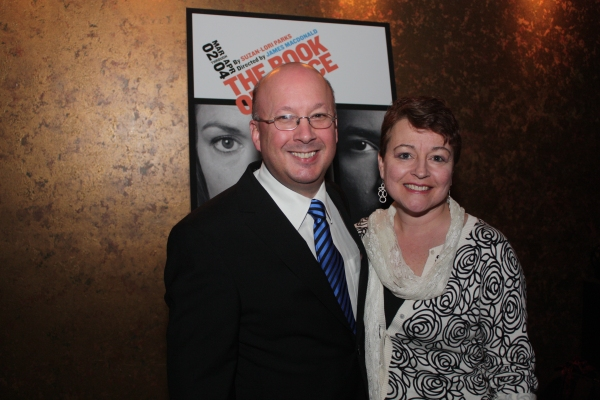 Photo Flash: THE BOOK OF GRACE Opens at The Public