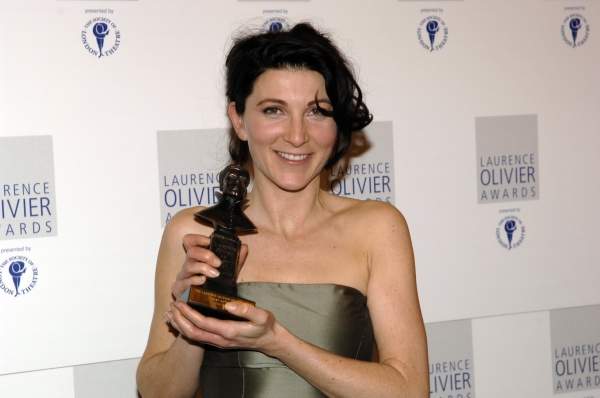 Best 2006: Eve Best at FLASHBACK: Olivier Awards 2006