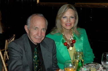 Ben Gazzara and Elke Gazzara