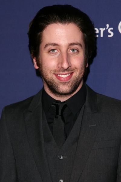 Simon Helberg Photo