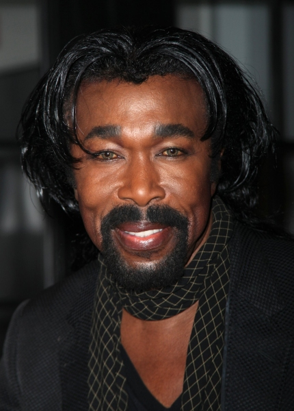 Nick Ashford at ALL ABOUT ME Red Carpet