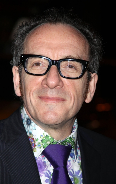 Elvis Costello at ALL ABOUT ME Red Carpet