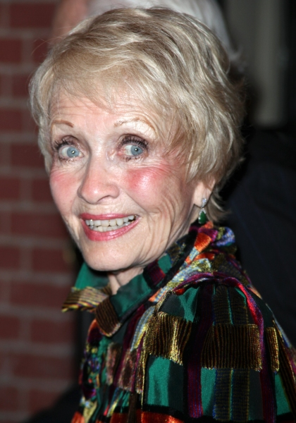 Jane Powell at ALL ABOUT ME Red Carpet