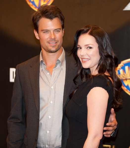 Josh Duhamel and Katherine Heigl