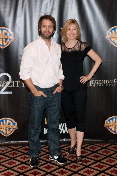 Zack and Debbie Snyder