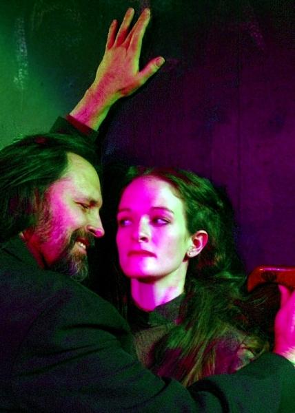 Sam Egge and Emma Peele