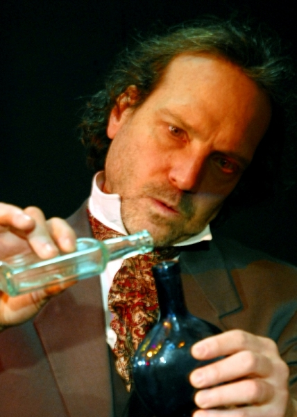 Photo Flash: Hudson Theatre Ensemble Presents DR JEKYLL AND MR HYDE, 4/9-4/11