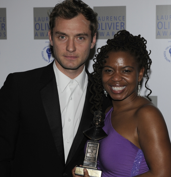 Photo Flash: More From The Oliviers 2010: