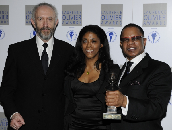 Jonathan Pryce, Alia Jones and Stephen Byrd
