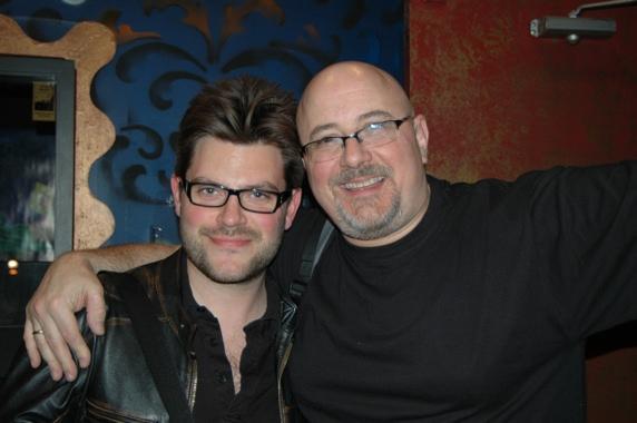 Sonny Paladino and David Richards