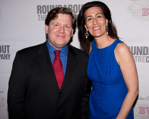 David Lindsay-Abaire and Jeanine Tesori