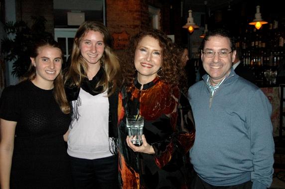 Melissa Manchester and Stuart E. Bloom