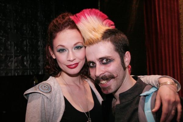 Photo Flash: Opening Night Of CALIGULA MAXIMUS at the Ellen Stewart Theatre