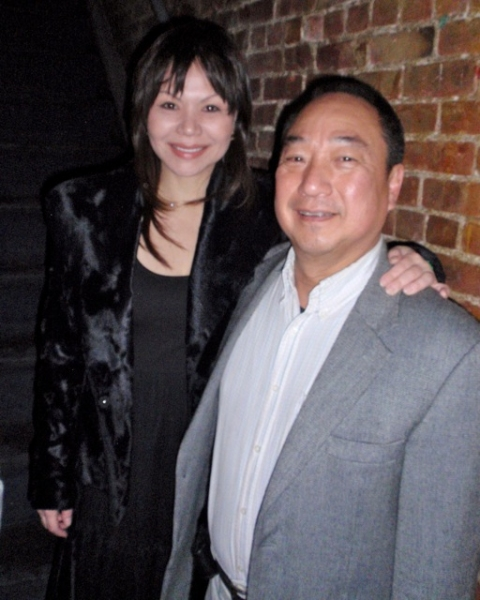Photo Flash: CHING CHING CHINAMAN Opening Night At The West End Theatre
