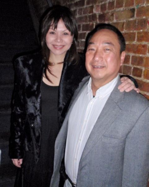 Fay Ann Lee & Ron Nakahara