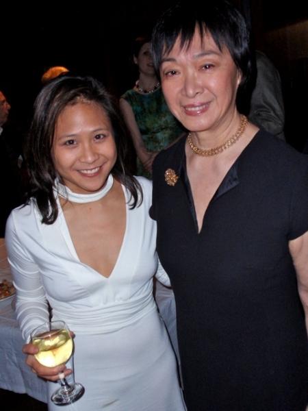 May Adrales & Tisa Chang