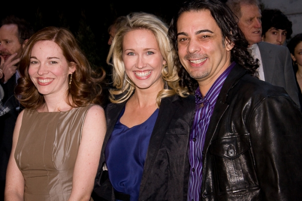 Saluda Camp, Anna Camp, and Jarret Camp at Roundabout's THE GLASS MENAGERIE Opens Off-Broadway