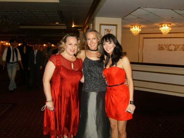 Ann McMann, McKinley Carter and Anne Acker